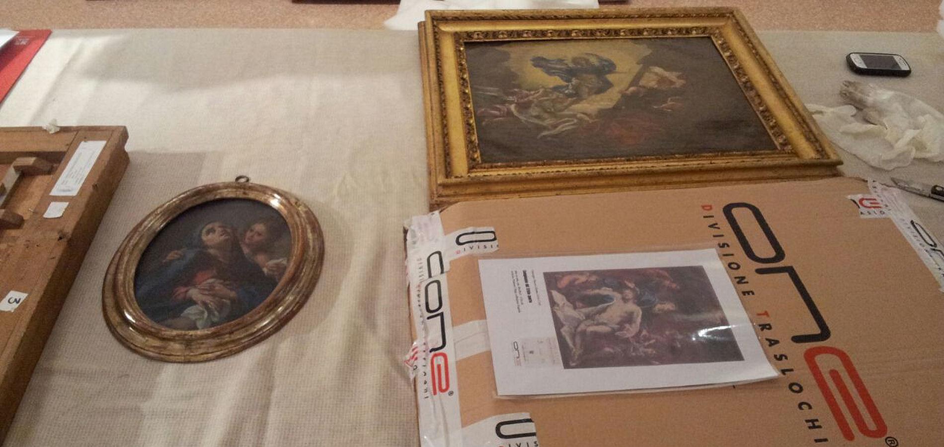 Making of Passione di Cristo