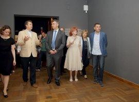 Ministro della Cultura Nina Obuljen Koržinek, Primo Ministro Andrej Plenković