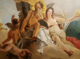 Tiepolo e i contemporanei