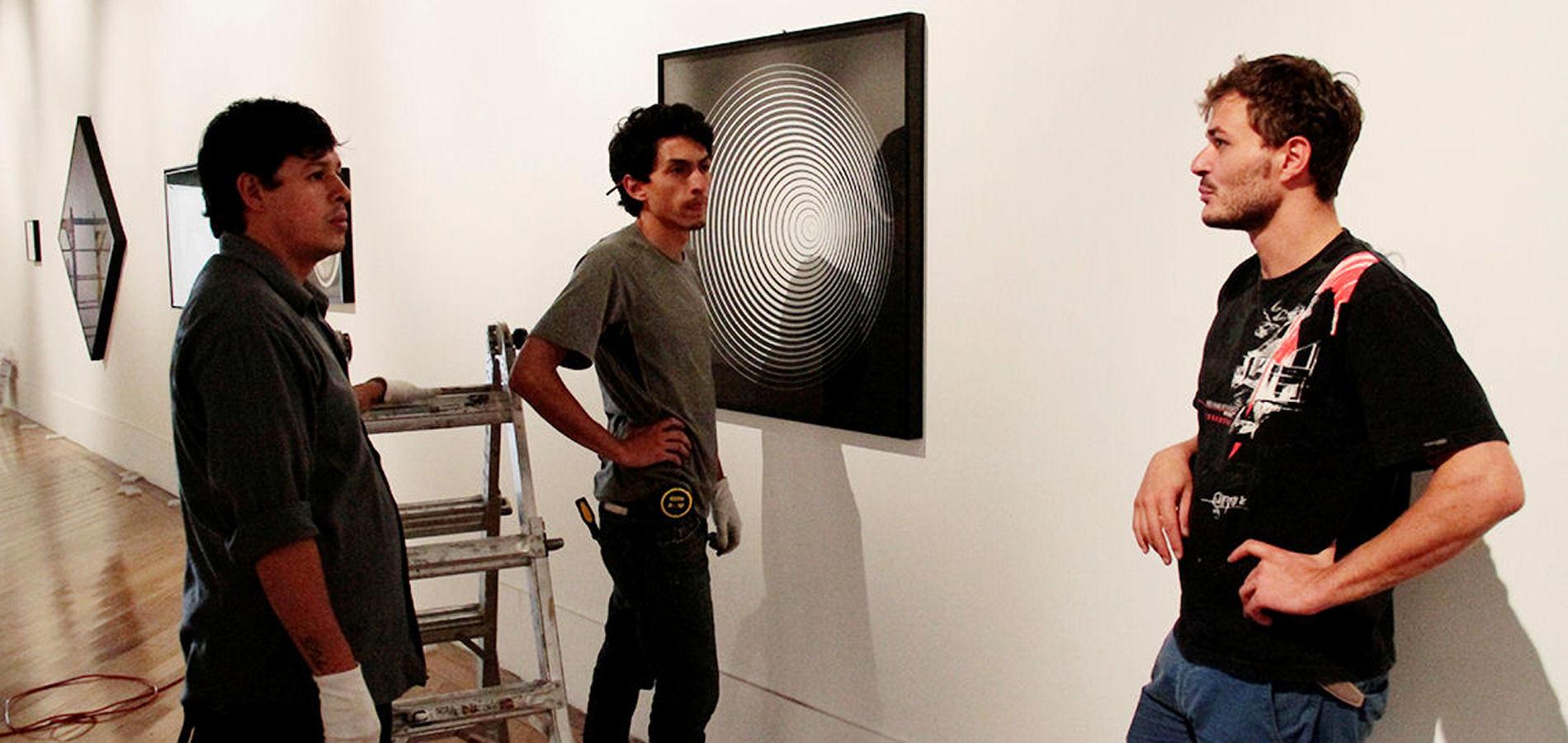 Making of Occhio Mobile - Quito