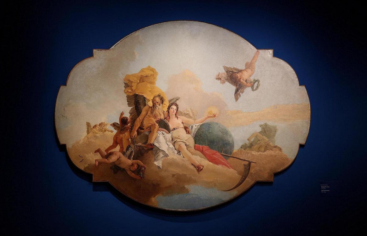 Tiepolo and Contemporaries