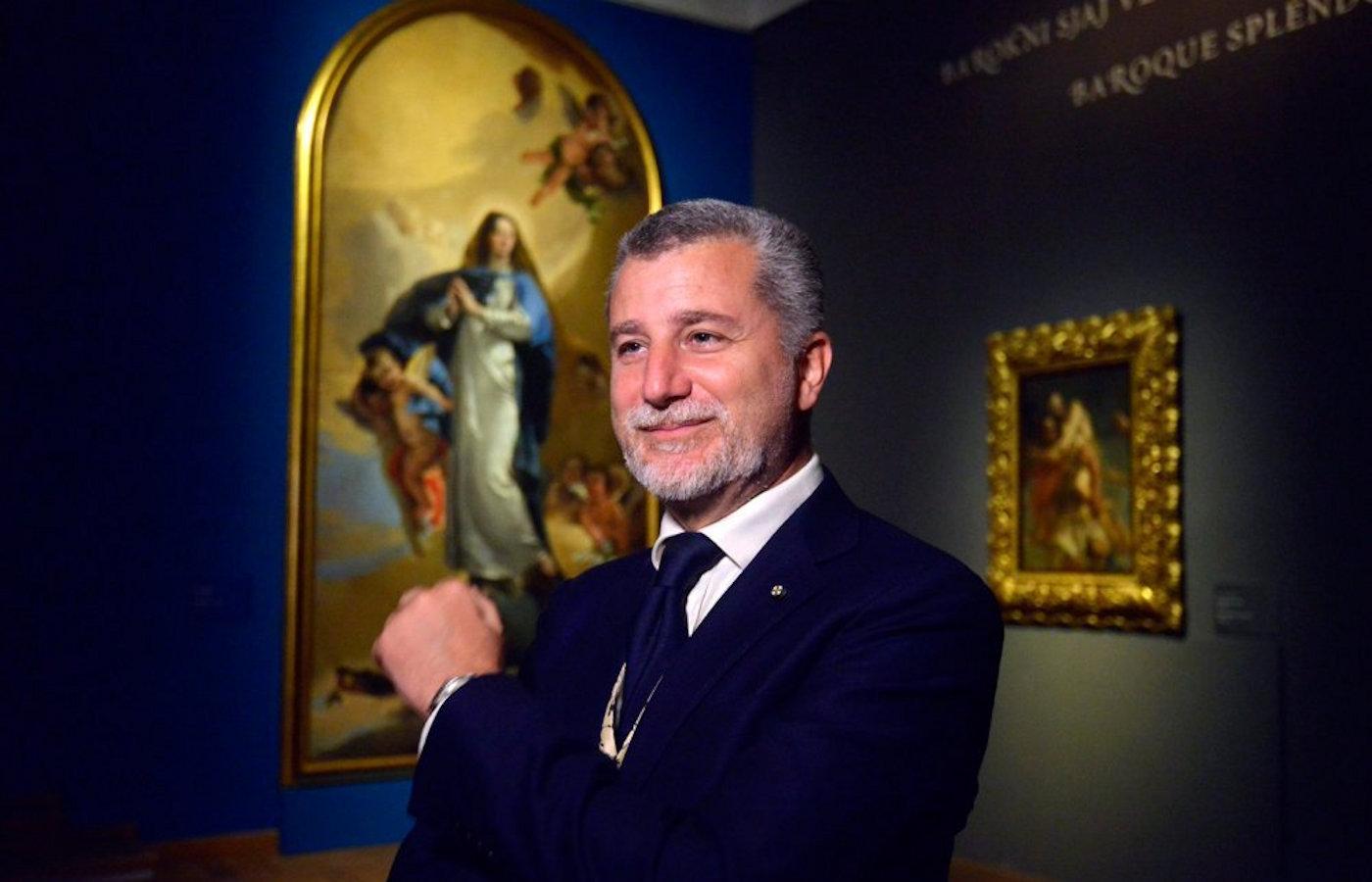Professor Giovanni Carlo Federico Villa