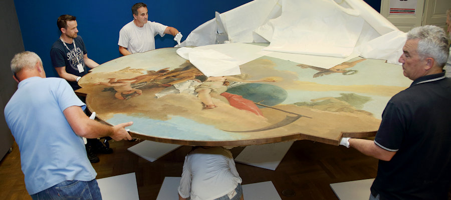 Making of Tiepolo and Contemporaries
