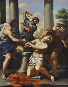 Pietro da Cortona, Flagellazione.
