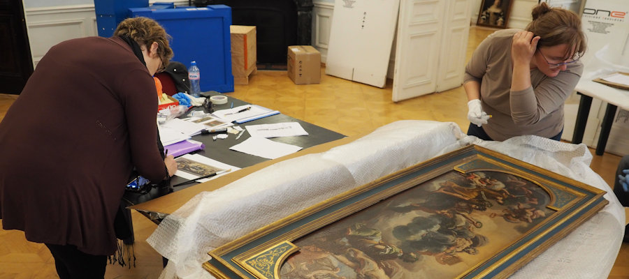 Making of Bernini and the Roman Baroque
