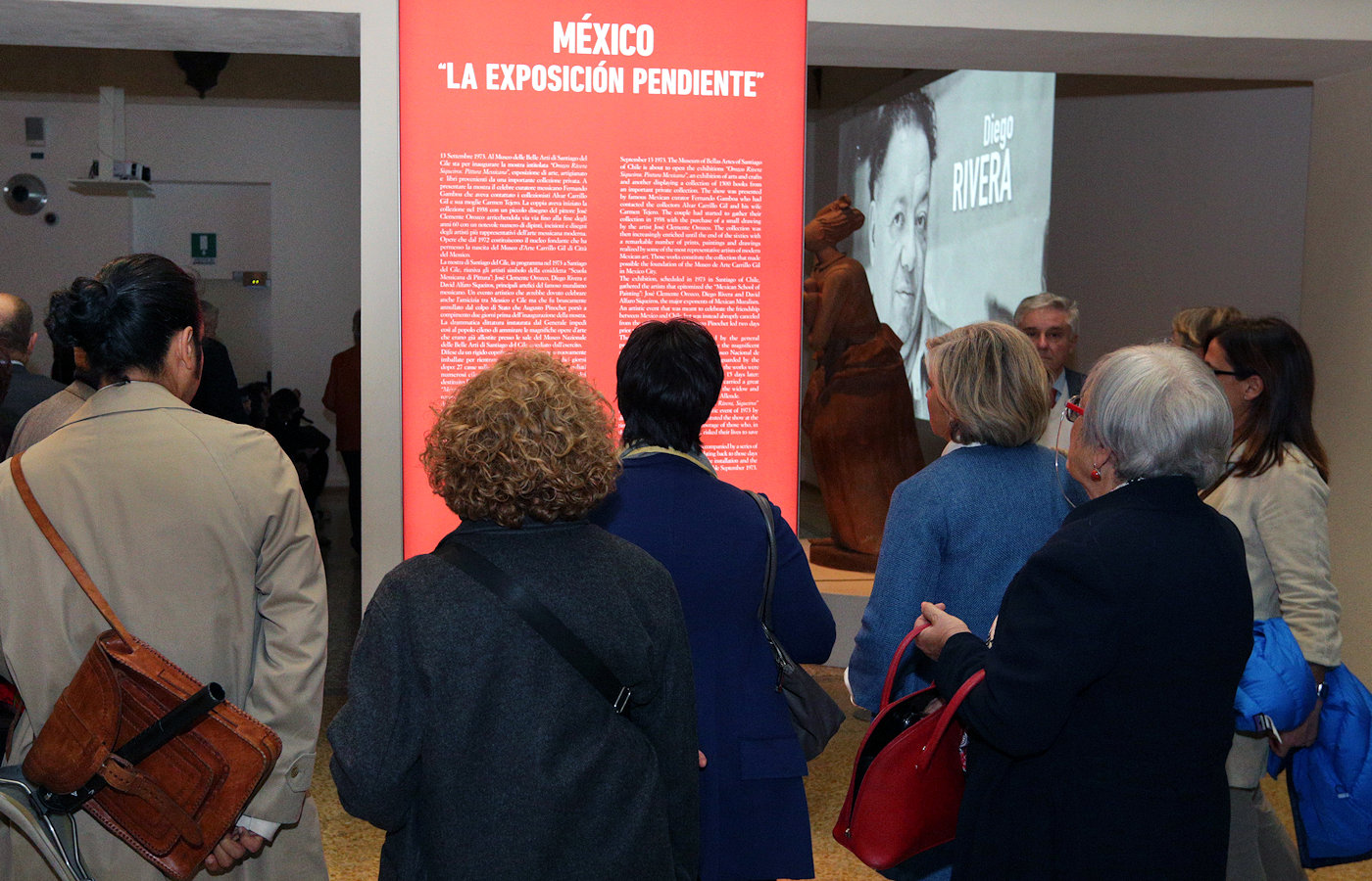México-The Pending Exhibition