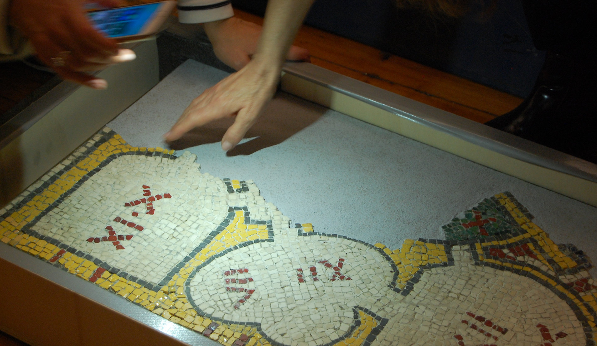 Making Of Mosaici Romani