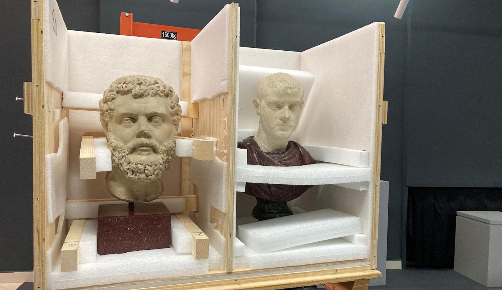 Making Of Roma Aeterna