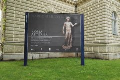 Roma Aeterna a Lubiana